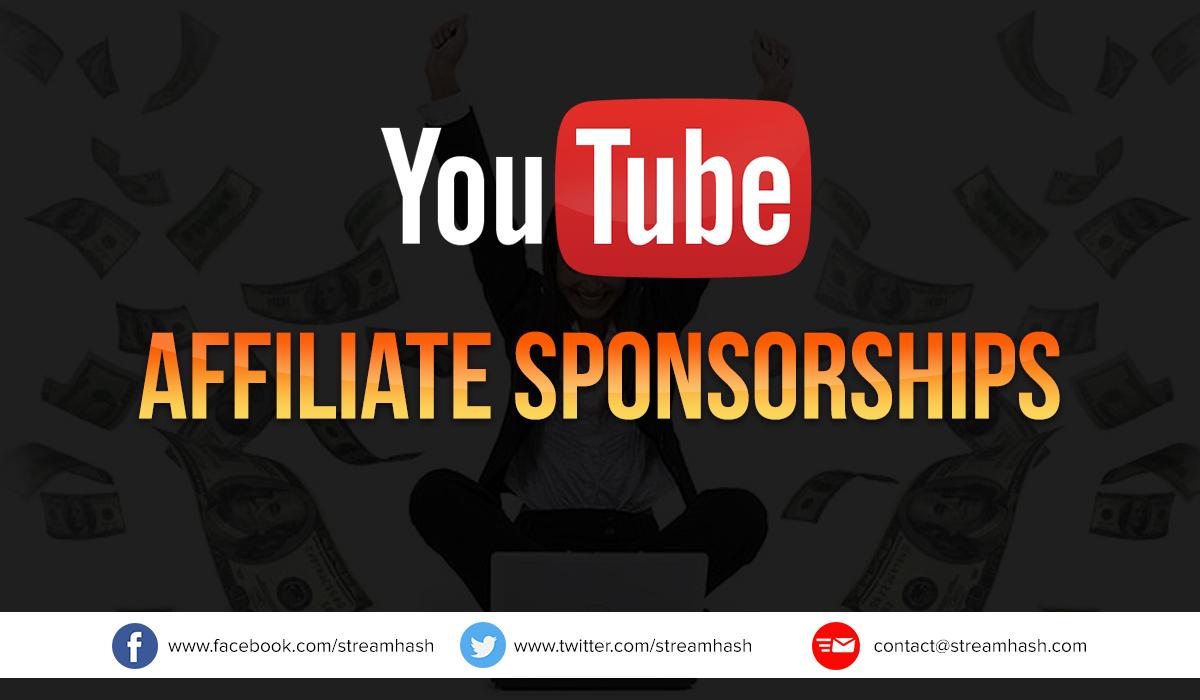 Youtube Affiliate Sponsorships