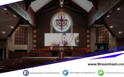 How to Live Stream Your Church Service with StreamNow