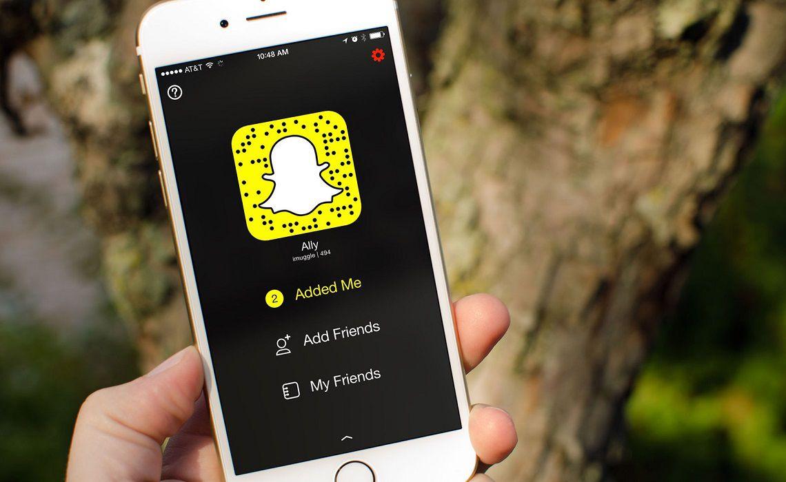 Snapchat Live Streaming