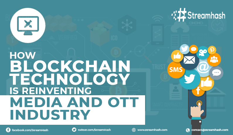 How Blockchain technology is reinventing media and OTT industry