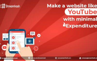 How to Make a Website like YouTube with Minimal Expenditure?