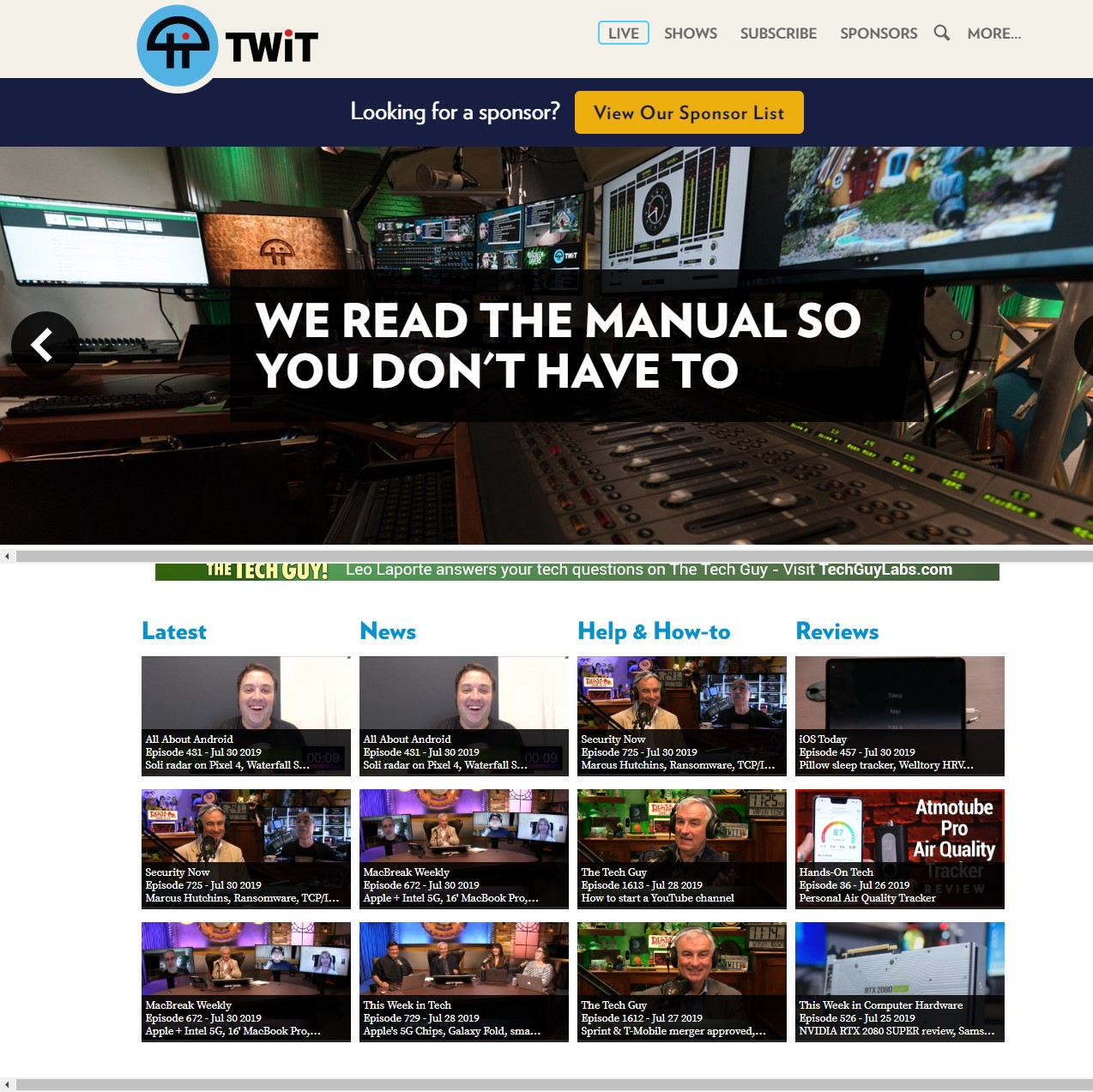 Stop-Uploading-Your-Video-on-YouTube-for-Free-TWIT-Streamhash