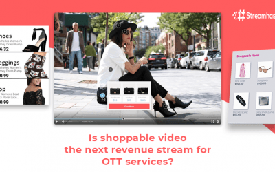 Is shoppable video the next revenue stream for OTT services