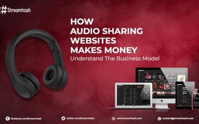 How Audio Sharing Websites Make Money? Understanding The Business Model