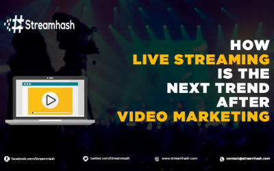How Live Streaming Is The Next Trend After Video Marketing
